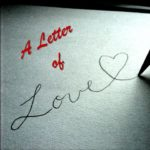 <b>A Letter of Love</b>