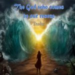 <b>The God who saves His People</b>