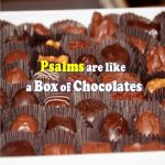 Psalms are Like a Box of Chocolates – The Song: Bless the